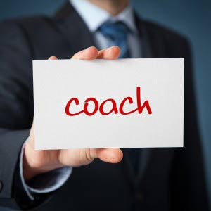 word Coach on paper