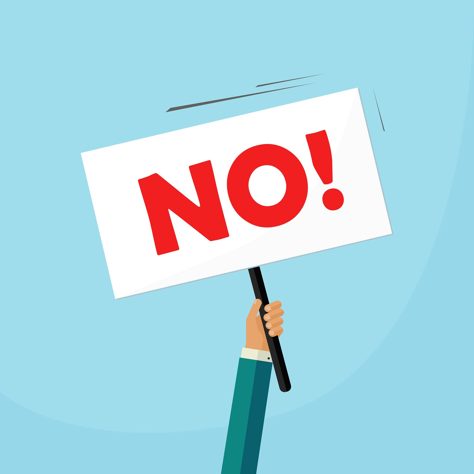 """How To Say """"No"""" Without Crushing Morale"""