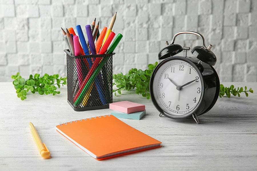 8 Tips For Time Management