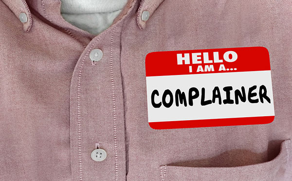 3 Don'ts When Dealing With A Customer Complaint