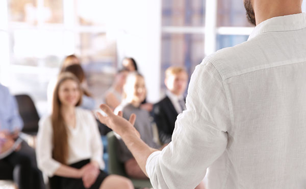 How To Calm Your Nerves Before A Presentation
