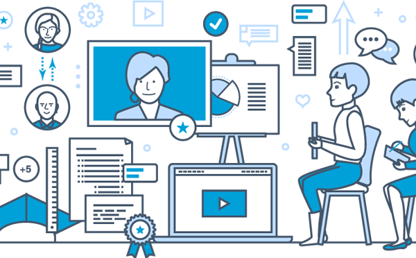 How Leaders Can Use Webinars To Train Their Staff Online
